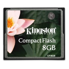 THẺ NHỚ KINGSTON 8GB - CF