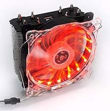 THERMALRIGHT TRUE 120 DIRECT ONE - LED RED