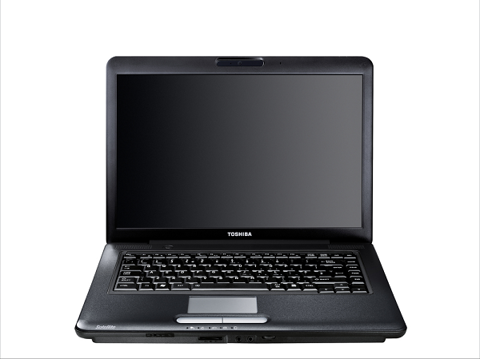 TOSHIBA SATELLITE A500-136