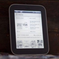 NOOK SIMPLETOUCH GLOWLIGHT