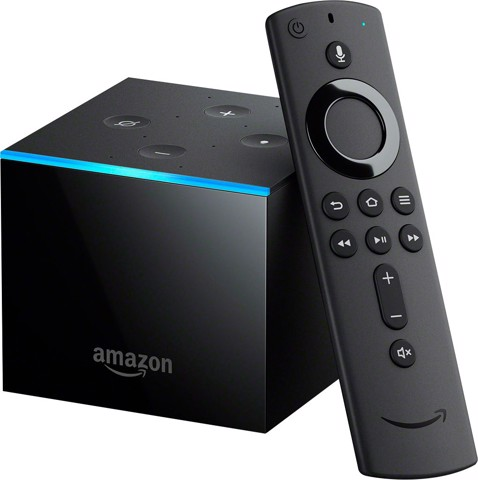 Tv Box Amazon Fire Tv Cube - 4K Uhd
