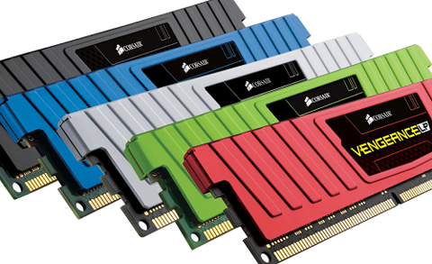 Vengeance® Low Profile 16Gb Dual/Quad Channel Ddr3
