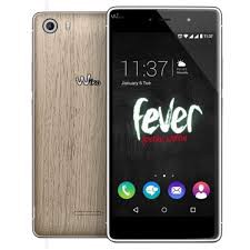 WIKO FEVER DUAL SIM SPECIAL EDITION IN WOOD