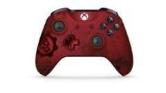 MICROSOFT XBOX WIRELESS CONTROLLER - GEARS OF WAR 4/CRIMSON OMEN LIMITED EDITION