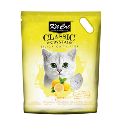 Kitcat crystal 5l