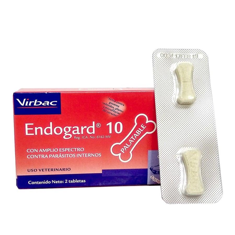 Thuốc xổ giun Endogard 10