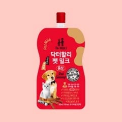 Dr.Holi Pet Milk Red Ginseng