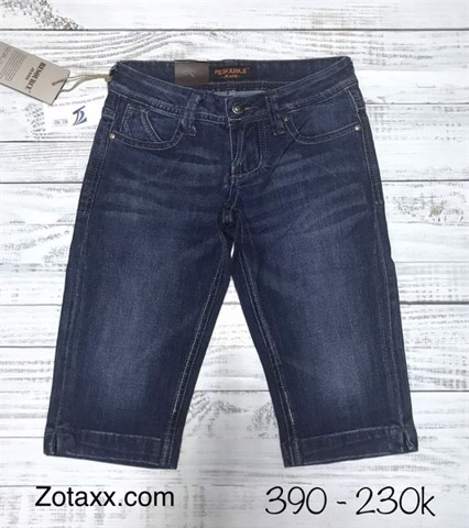 390 - Jeans Lửng RESOURCE Nữ