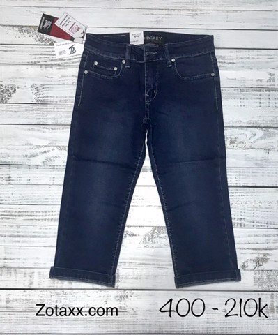 400 - Jeans Lửng BURBERRY Nữ