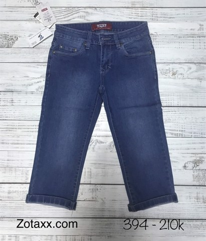 394 - Jeans Lửng LEVI'S nữ