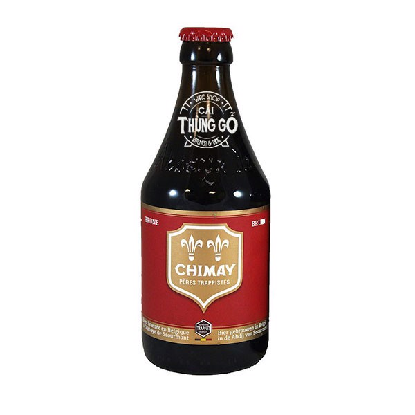 Bia Chimay Đỏ 7% - 330ml