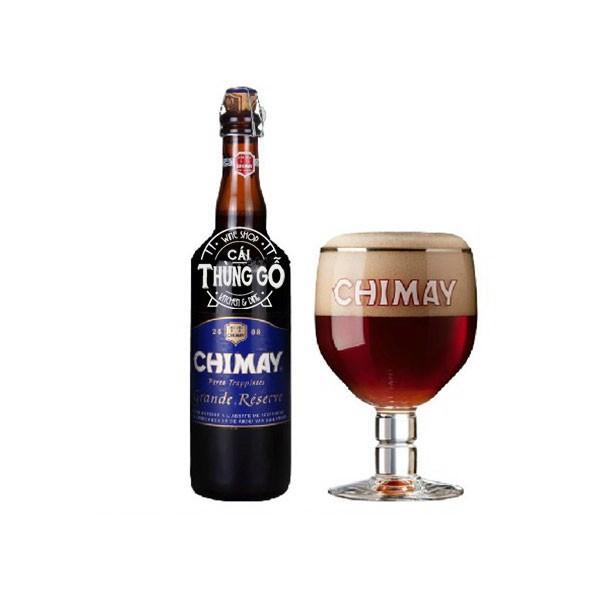 Bia Chimay Xanh 9% - 750ml