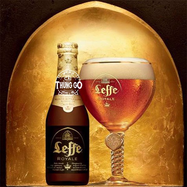 Bia Leffe Royale
