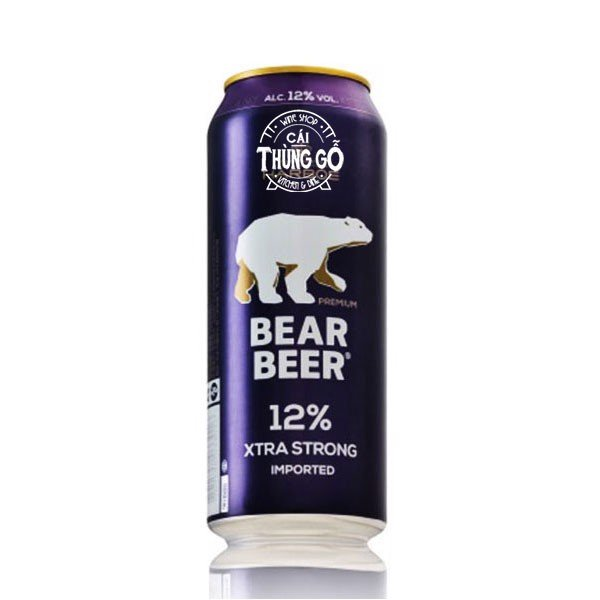 BEER BEAR 12% VOL