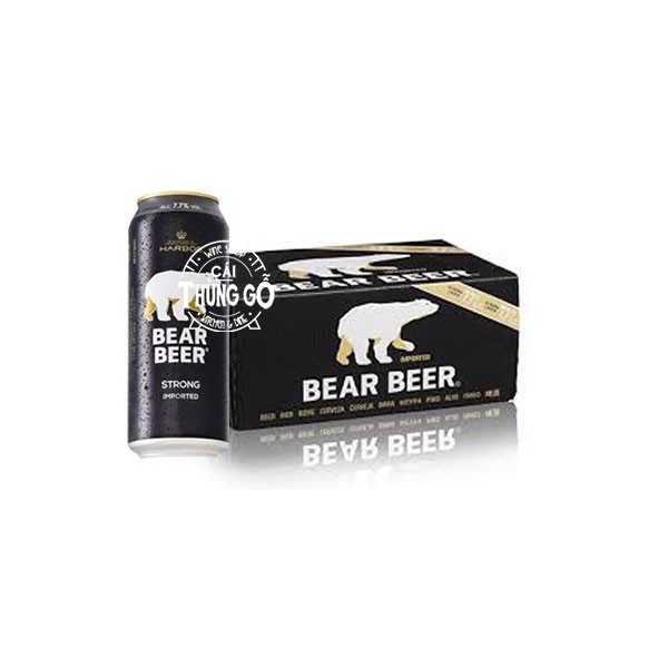 BEER BEAR 7.7% VOL
