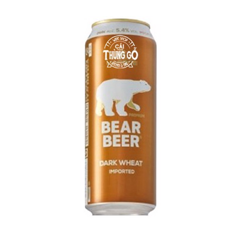 BEER BEAR 5.4% VOL