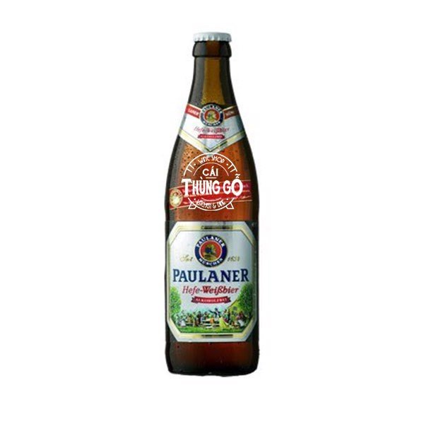 PAULANER HEFE-WEISSBIER NON-ALCOHOLIC
