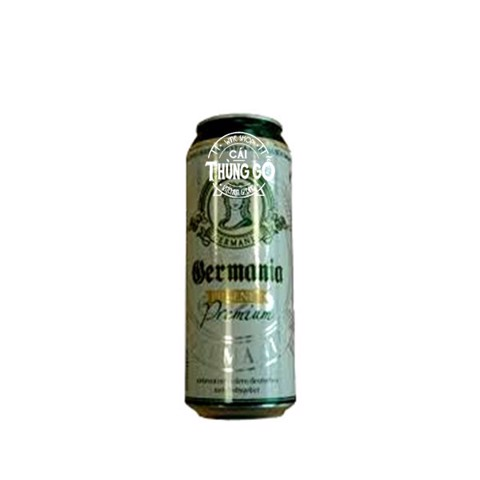 Bia Bermania Lon 330ml - Đức