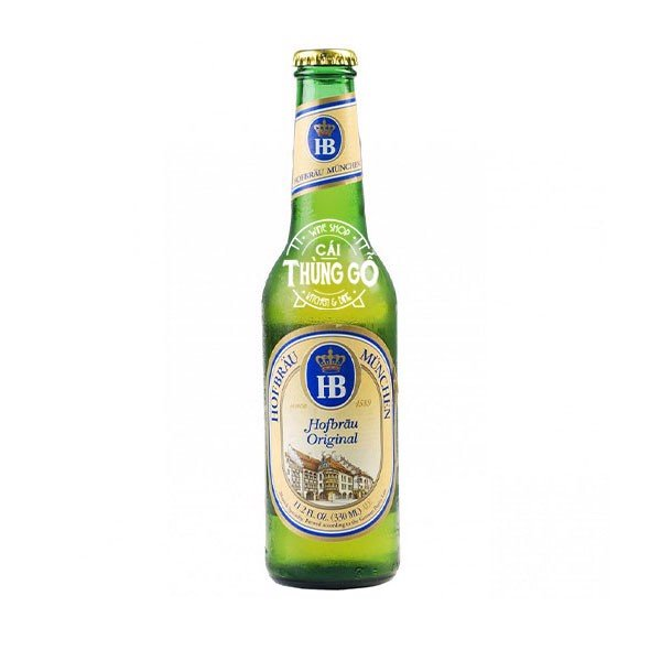 HOFBRÄU ORIGINAL 500ml