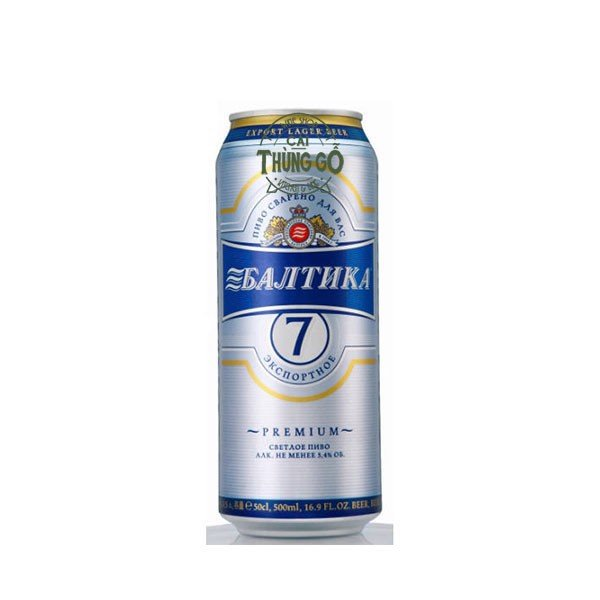 Bia Baltika 7 - 500ml