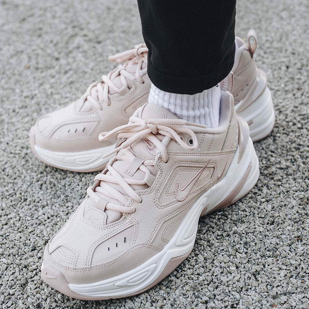 new arrivals 8f773 93f80  AO3108-202  W NIKE M2K TEKNO PARTICLE BEIGE