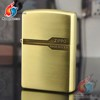 Bật lửa Zippo smooth gold plated