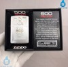 Bật Lửa ZIPPO LIMITED EDITION GIFT SET 500 MILLION ZIPPO REPLICA EDITION BRUSHED CHROME