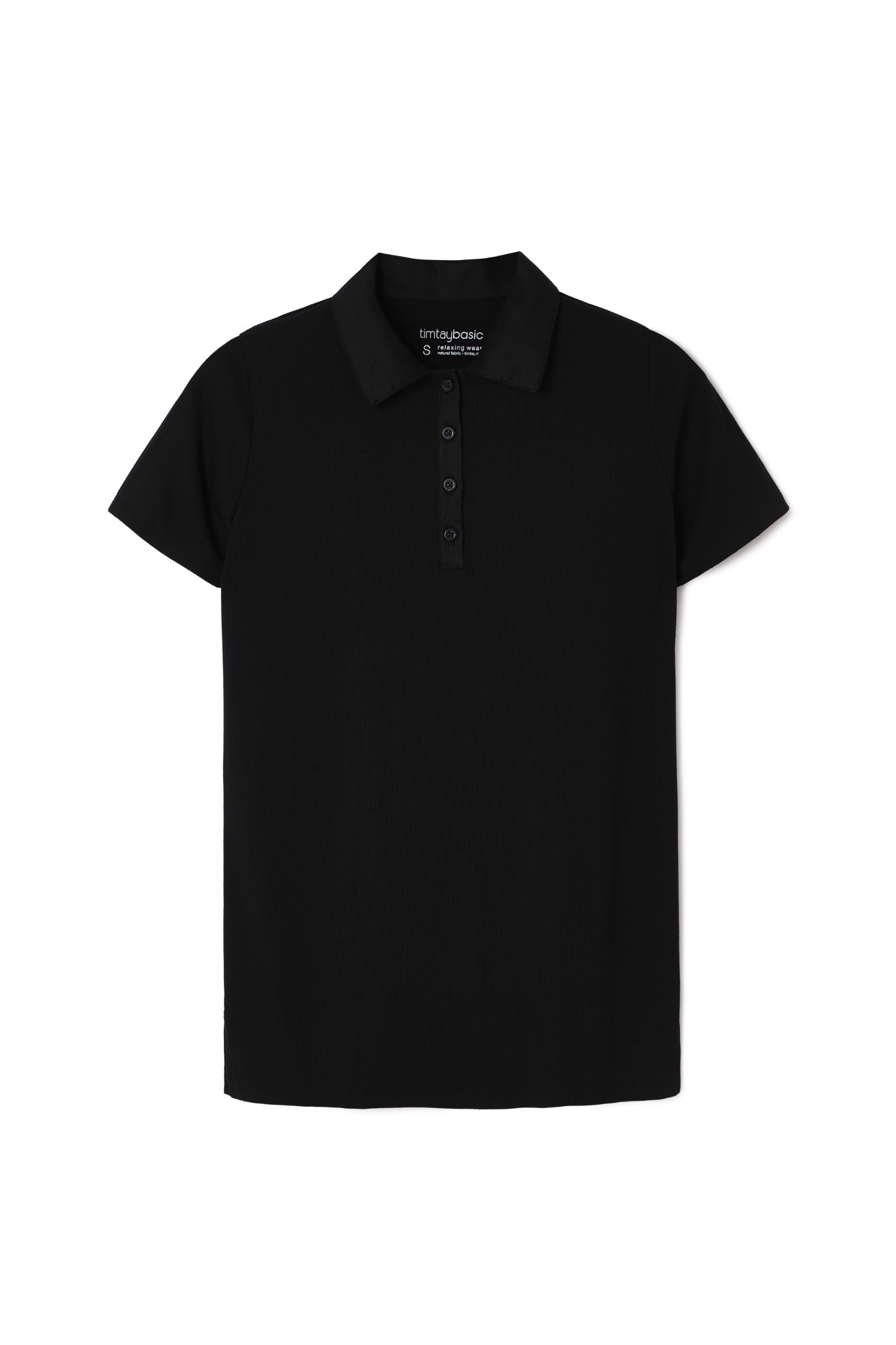 BS - W Polo Black