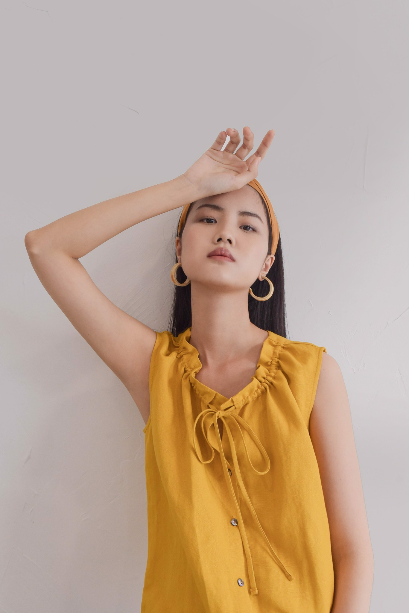 BANYAN TOP - YELLOW