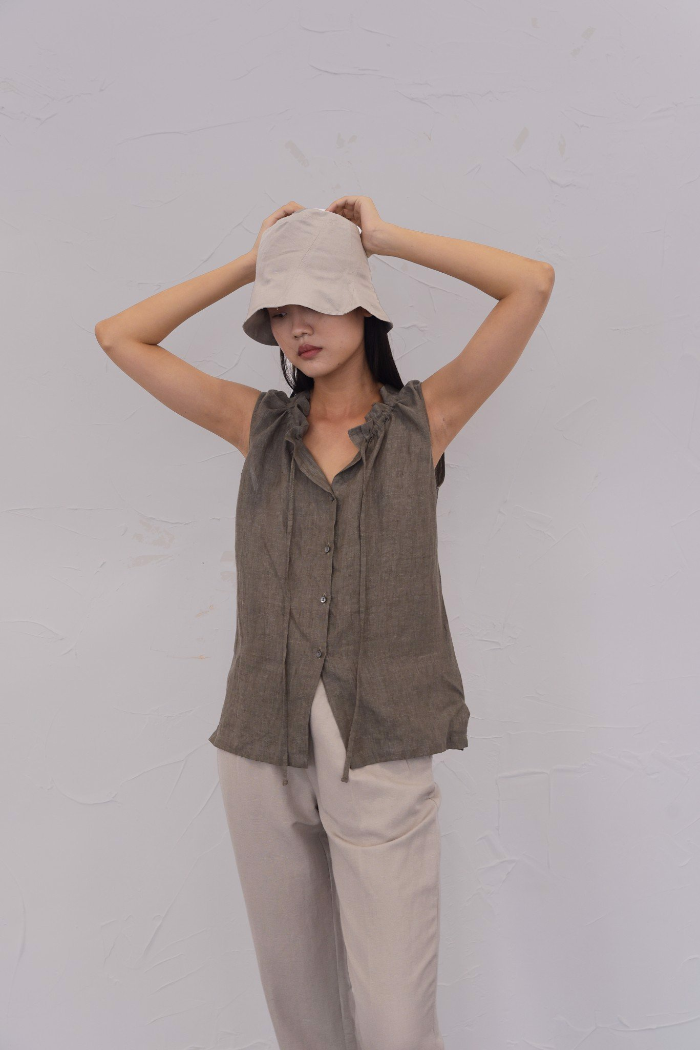 BANYAN TOP - GREY