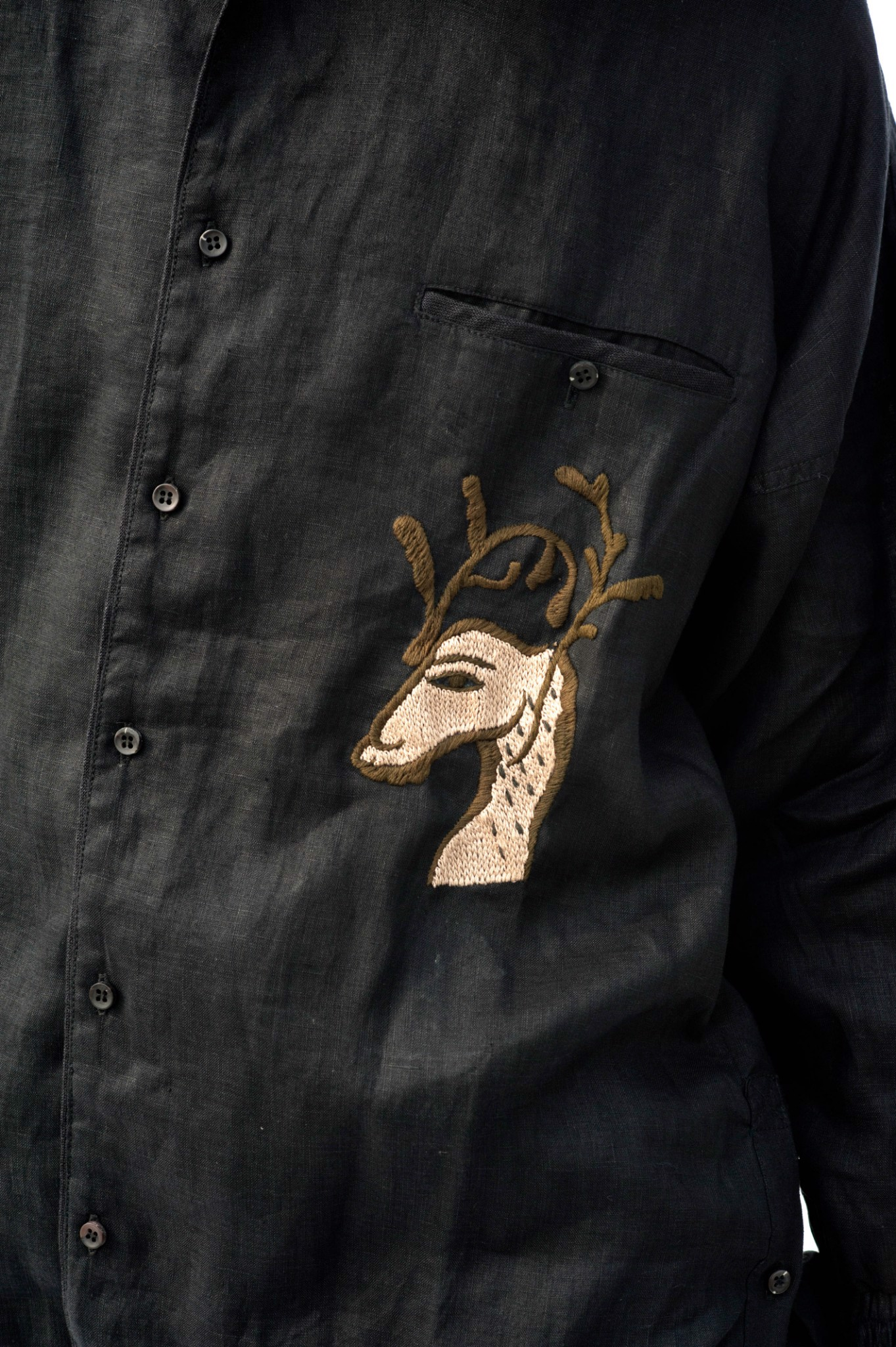 THE INTELLIGENT DEER SHIRT