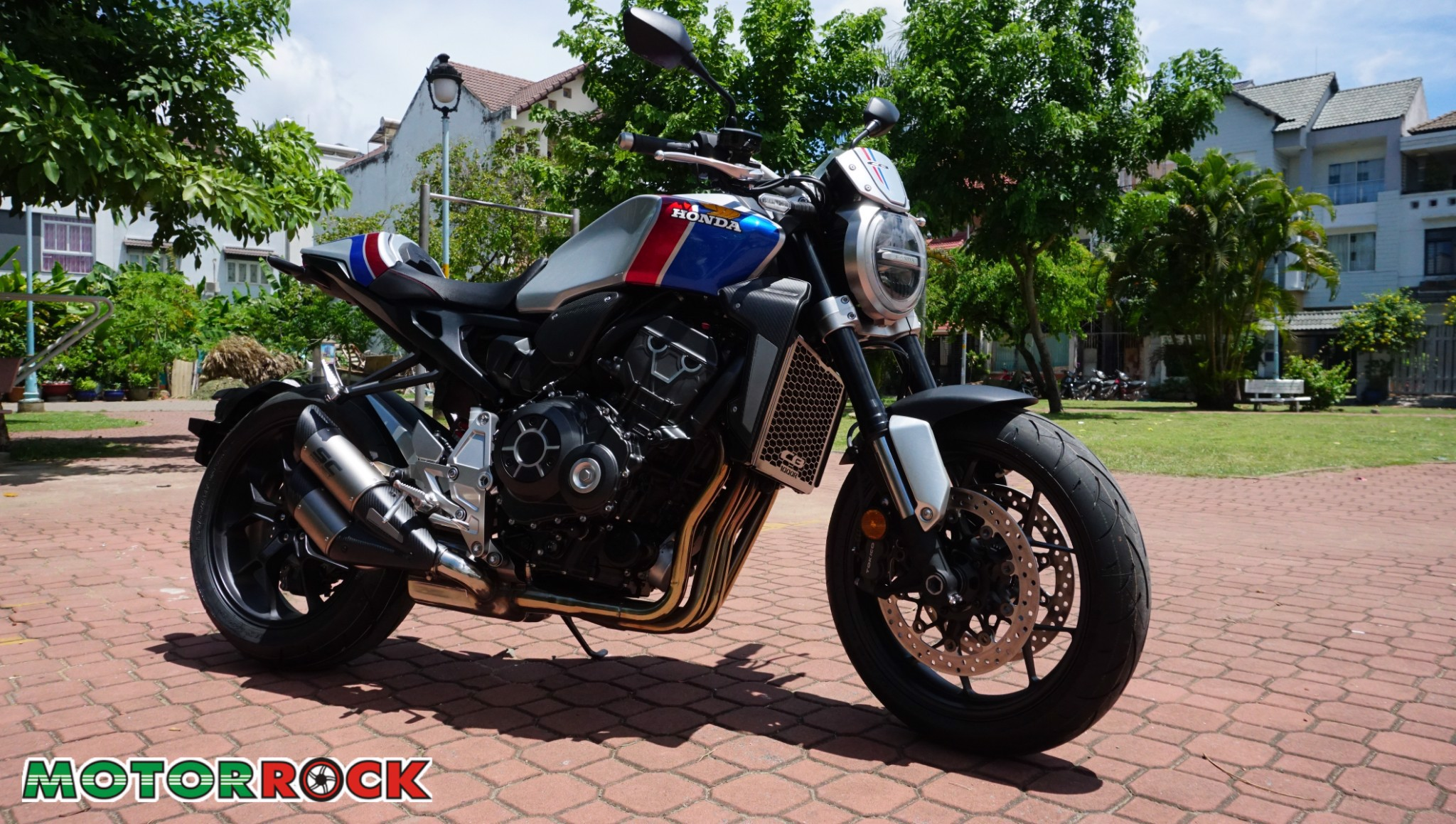 Honda CB1000R Plus Limited Edition