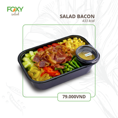Salad Bacon