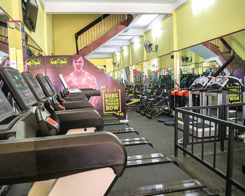 Gym Best Fitness