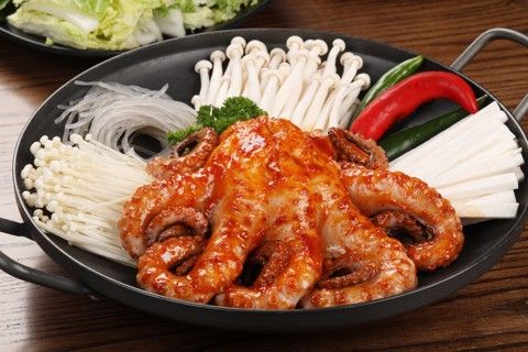 Lẩu Octopus King