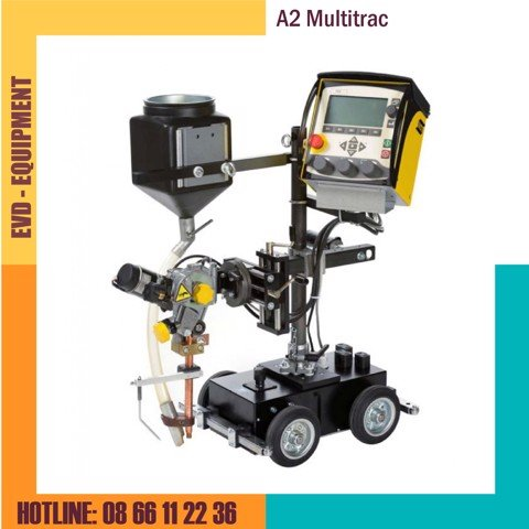 A2 Multitrac with A2-A6 Process Controller PEK