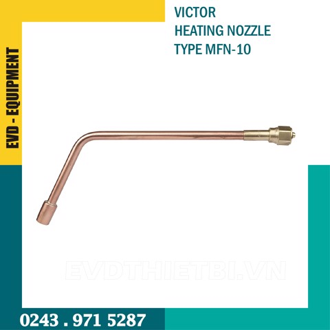 VICTOR HEATING NOZZLE TYPE MFN-10