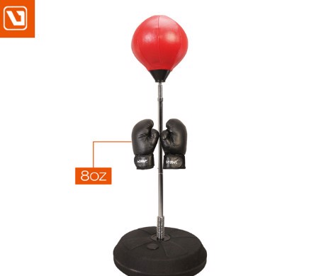 BỘ BÓNG BOXING LS3097 - BOXING BALL/ BOXING GLOVE