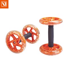 CON LĂN TẬP GYM LS3376 - EXERCISE WHEEL