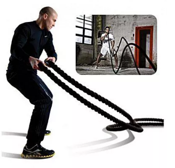 DÂY THỪNG TẬP GYM LS3676 - POWER ROPE