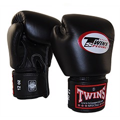 GĂNG TAY BOXING  TWINS TRƠN - BGVL3 (THAILAND LEATHER 100%)