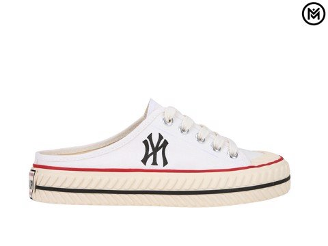 Giày MLB Play Ball Origin Mule New York Yankees