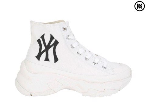 Giày MLB Bigball Chunky High New York Yankees