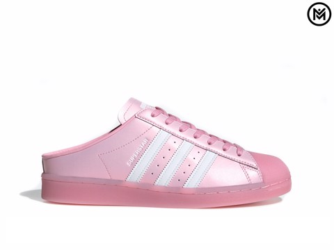 Giày adidas Superstar Slip-On Backless Mule 'True Pink'