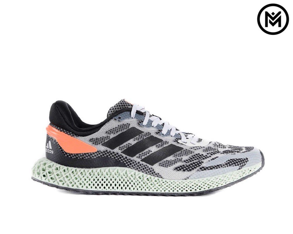 Giày adidas Performance 4D Run 1.0