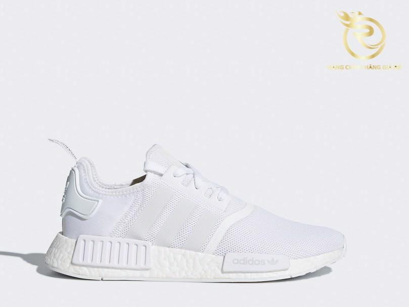 Giày Adidas NMD R1 White 2018