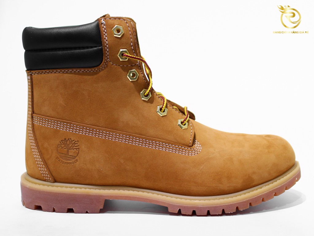 Giày Timberland 6 Inch Double Collar Waterproof BOOTS
