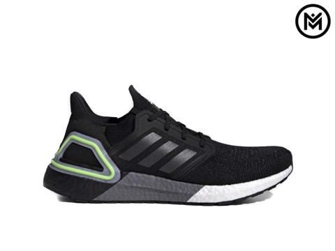 Giày Adidas UltraBOOST 20 ''Core Black/Metallic""