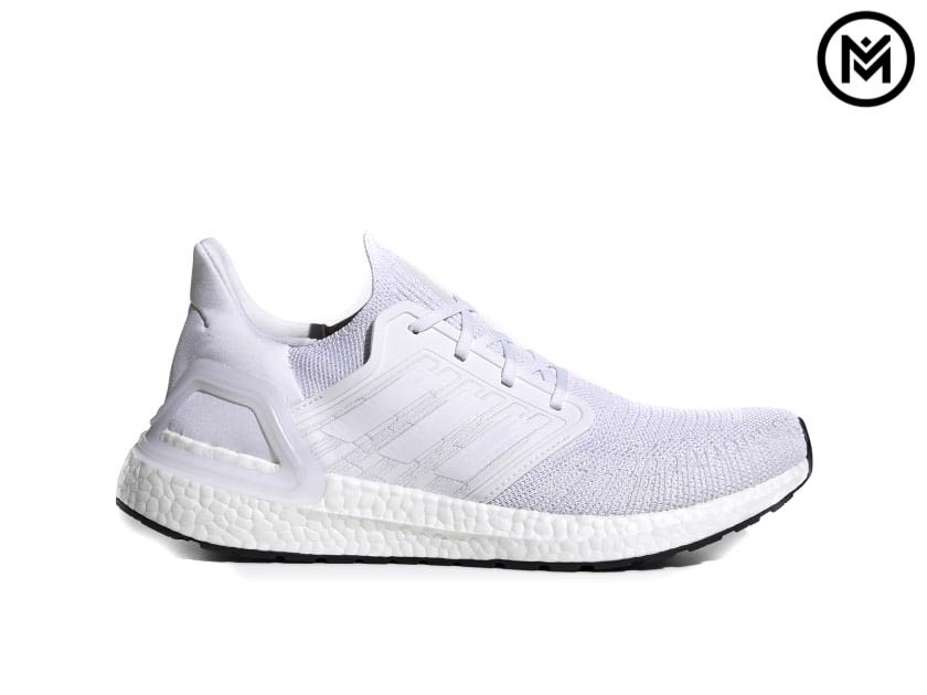 Giày Adidas UltraBOOST 20 'Cloud White'