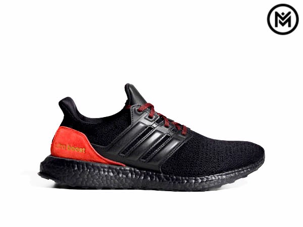 Giày Adidas UltraBOOST DNA 'Black Red'